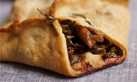Nigel Slater's mushroom recipes | Life and style | The Observer Garlic and mushroom pasties
