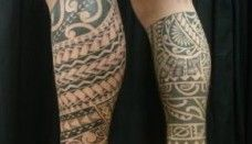 Polynesian Tattoo Designs Meanings
