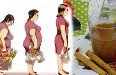 Deze drank op basis van 3 ingrediënten geeft een stevige boost aan je metabolisme en helpt je afvallen!
