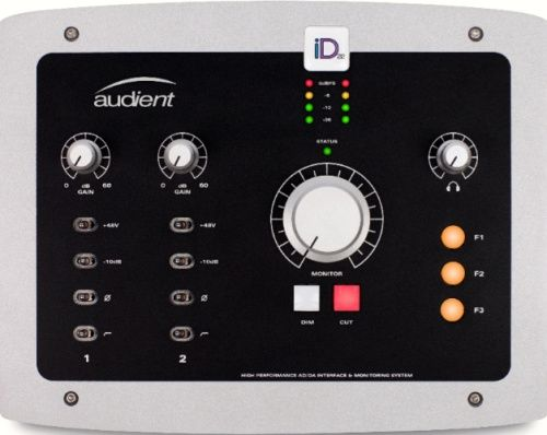 Audient's iD22 Audio Interface: The Backbone of Your Voice-Over Studio - @Paul Strikwerda