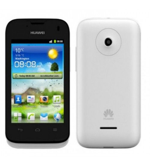 Huawei Ascend Y210D 512MB 3G Duos Smartphone White-HC