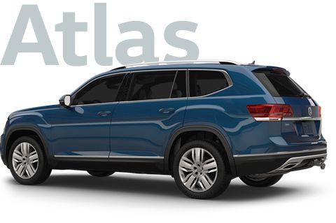 2018 VW Atlas - Full-Size SUV | Volkswagen