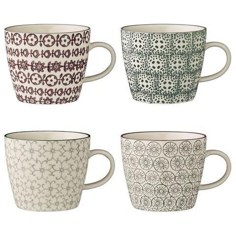 Karine Ceramic Mugs