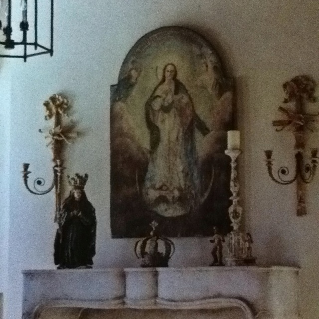 By Michael Howard. I love religious art.