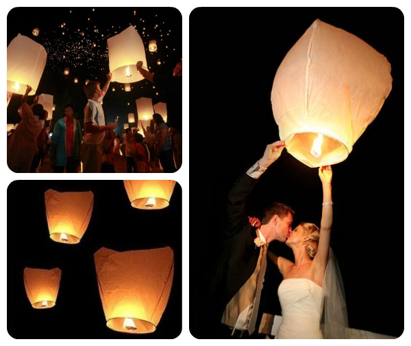 Sky Lanterns Wedding: 1000+ Ideas About Floating Lanterns Wedding On Pinterest