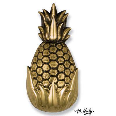 Found it at Wayfair - Hospitality Pineapple Door Knocker