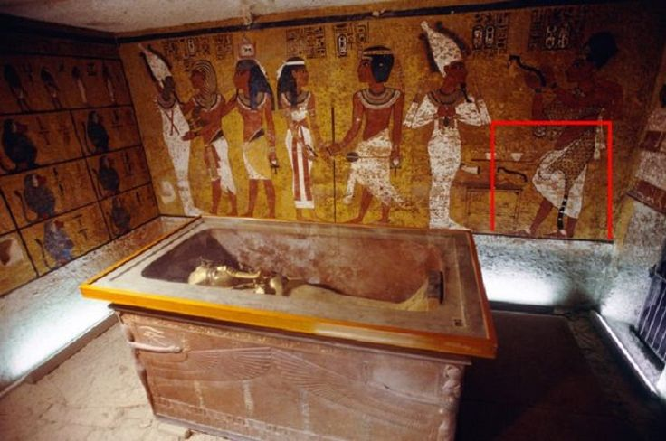 The Curse Of King Tuts Tomb Torrent: A Possible Hidden Door, In The Tomb Of Tutenkhamun Behind