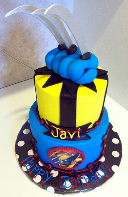 12 best images about xmen on pinterest batman cakes birthday on birthday cake x