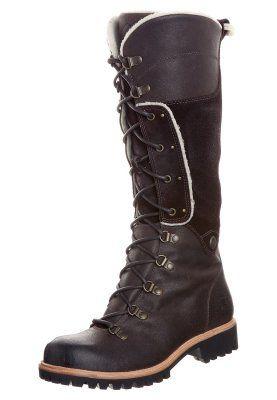Timberland ALPINE - Stivali con i lacci - marrone - Zalando.it