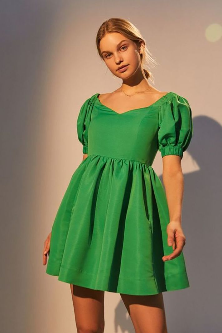 50+ Dress with puff sleeves ideas in 2021