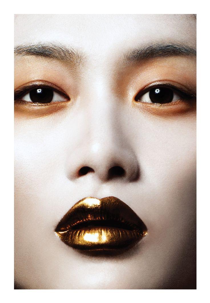 journaldelamode: Shu Pei by Bojana Tatarska... | 〔Glamourdistrict〕: runway fashion + editorial