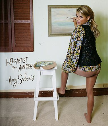Aseari: Amy Sedaris