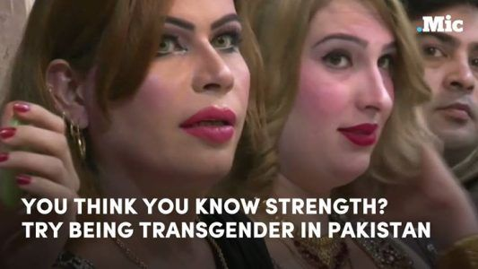 You think you know strength?  Try being transgender in Pakistan. #news #alternativenews