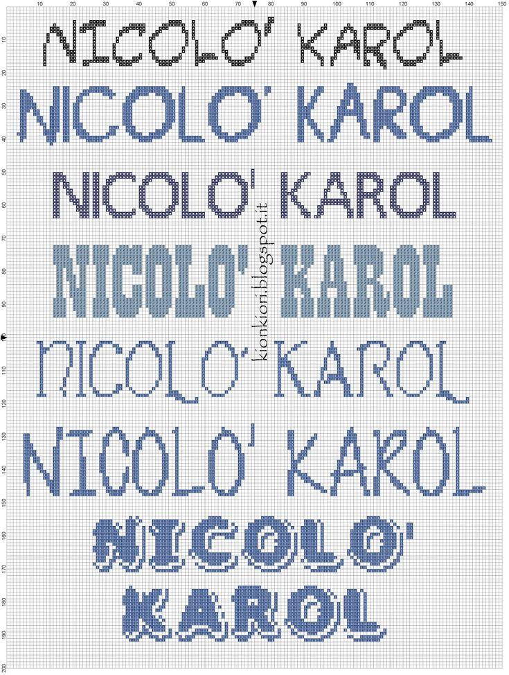 NICOLÒ - KAROL