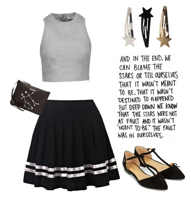 """""""Shine bright like a diamond"""" by fredfou on Polyvore featuring mode, Accessorize, T By Alexander Wang et Etienne Aigner"""