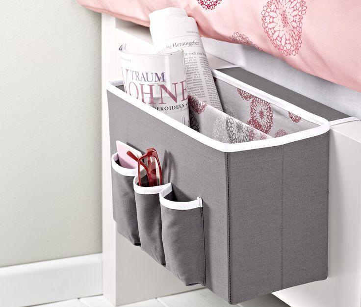 bett ablagebox tchibo kann man aber auch selber machen. Black Bedroom Furniture Sets. Home Design Ideas