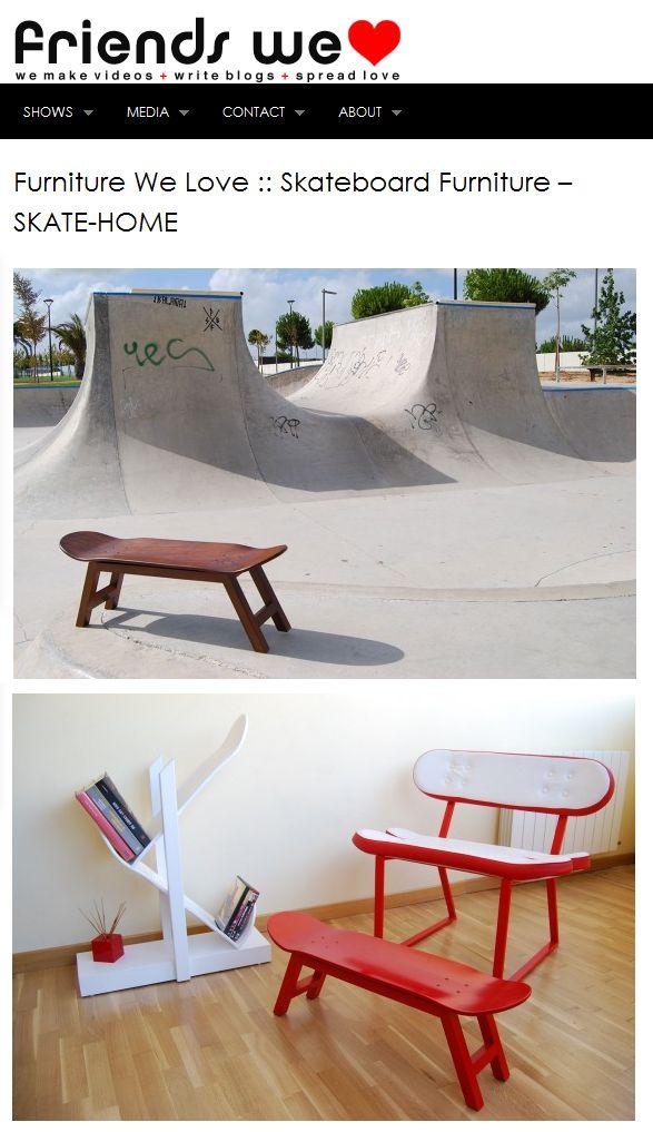 Skateboard Bedroom Furniture 25 best skateboard concepts images on pinterest | skate board