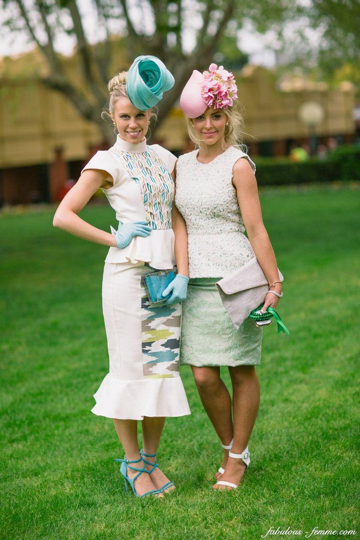 melbourne races outfits