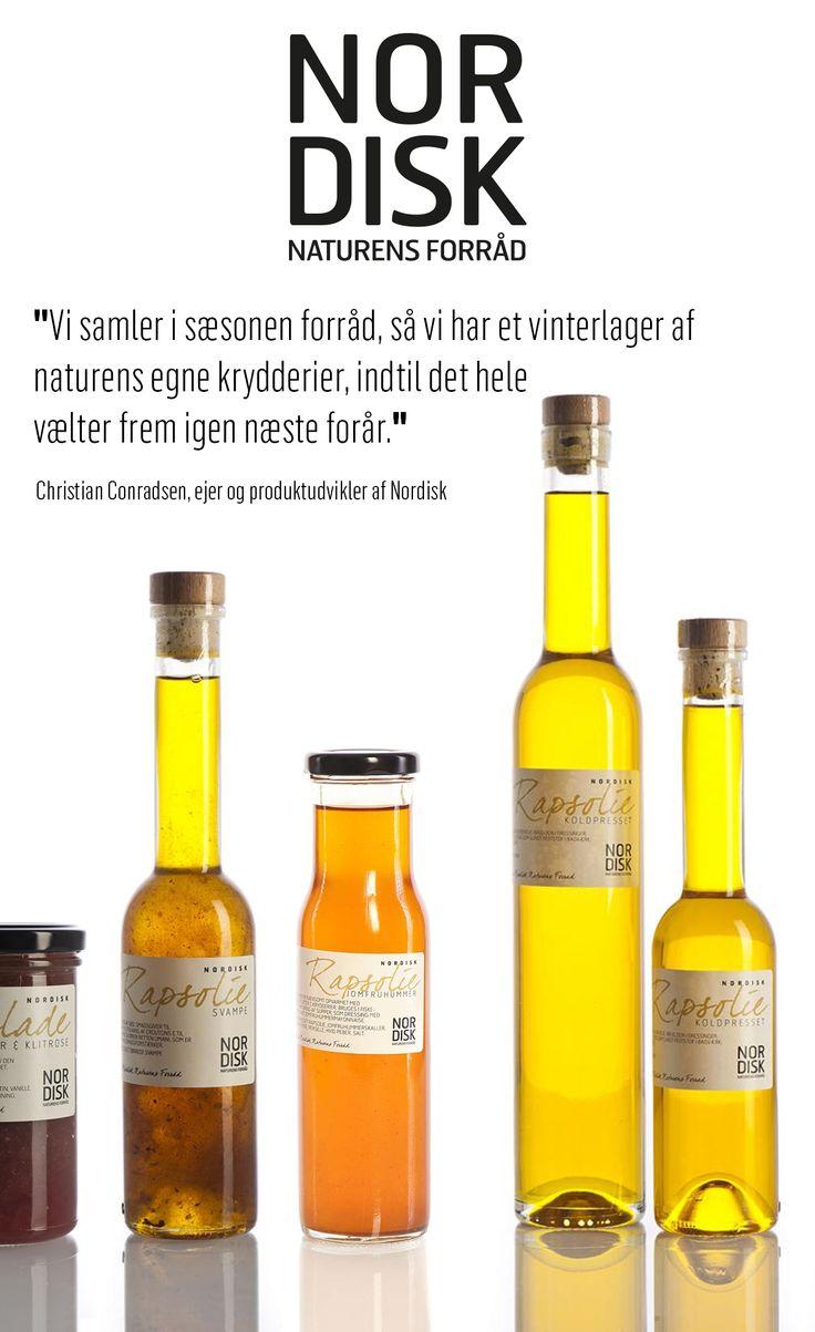 Skønne specialiteter at have i køkkenet – og helt perfekte at give i gave. Velkommen til helt nye smagsoplevelser i Inspiration! Kan købes i butik. #nordisknaturensforråd #Nordisk #smagsoplevelse #Marmelade #Nyhed #inspirationdk