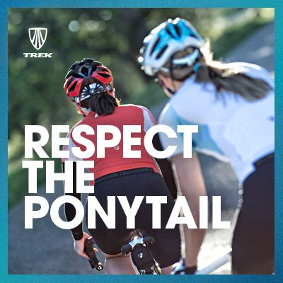 Respect the Ponytail