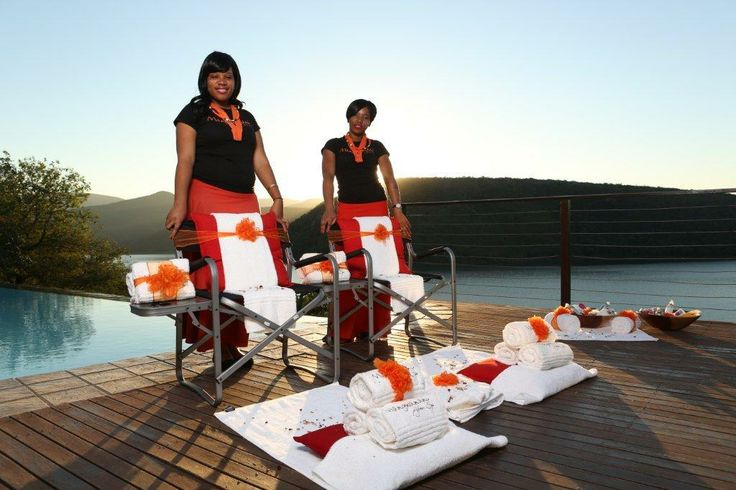 Our professional spa ladies