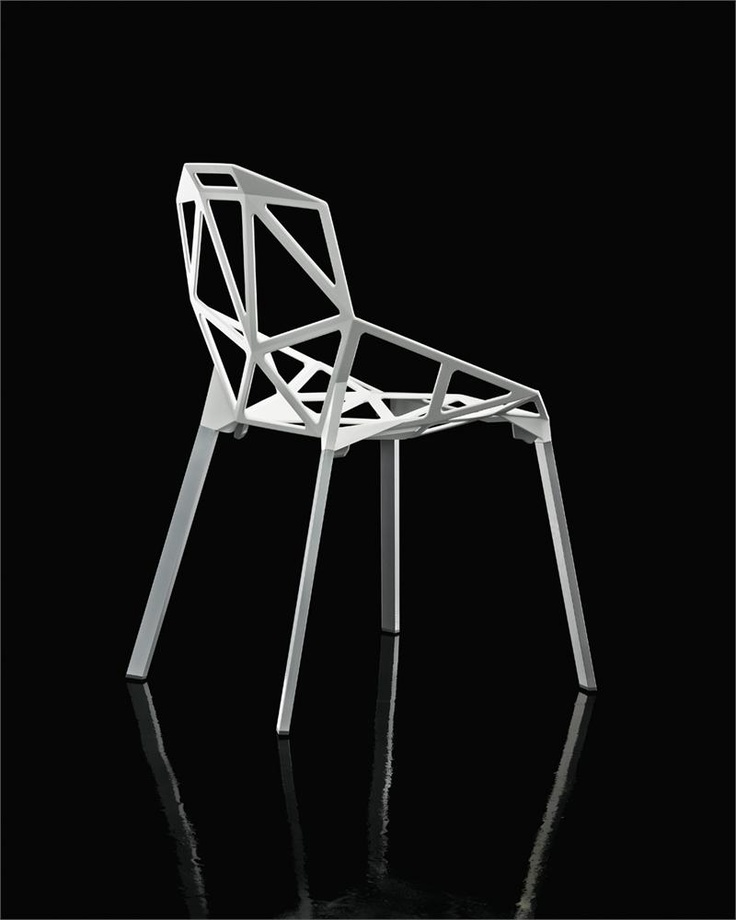 Chair One in White