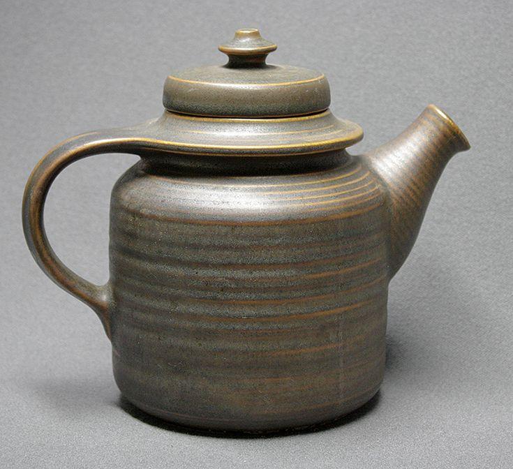 Arabia, teekannu, Kaarna, Göran Bäck . mine