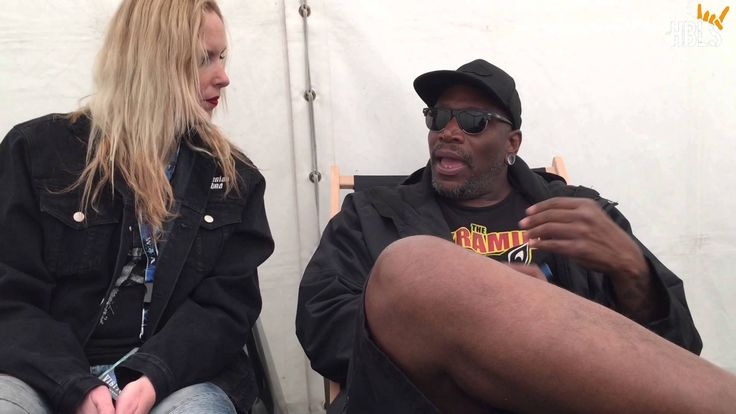 Backstage Encounter with Derrick Green of Sepultura @Wacken 2015