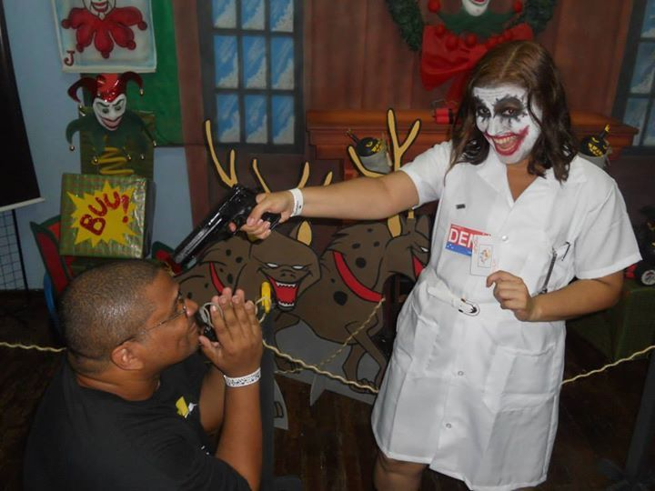 Cosplay de Nurse Joker