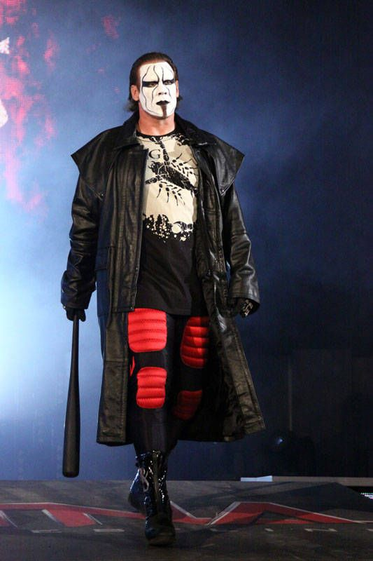 I got the entire #wcw concept wrong so here's Sting everyone