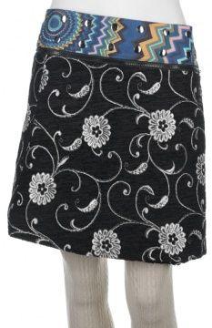 Jacquard long wrapskirt #FairlyTraded #Skirt #OneSize