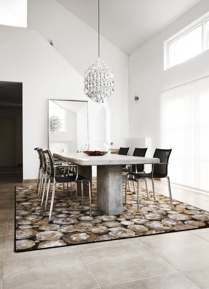 Bring Nature Inside You House With Out Of Carpet Collection By Ege