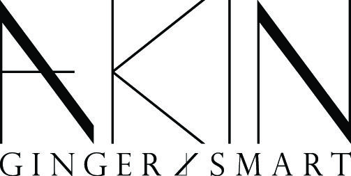 AKIN by Ginger and Smart