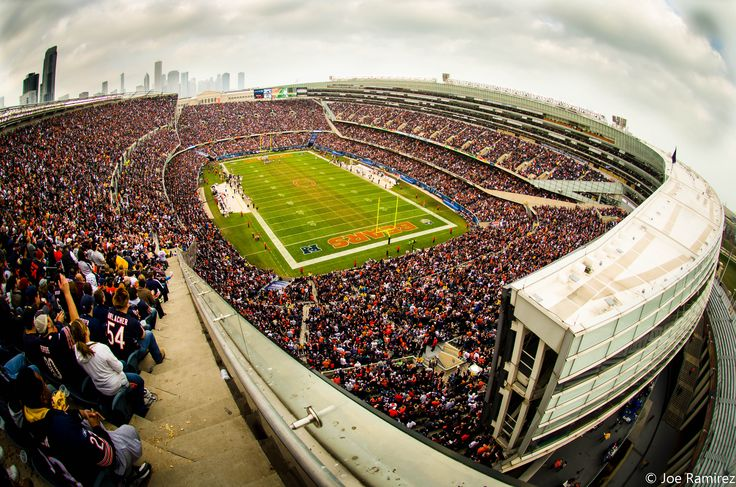 Soldier Field - [Chicago, IL] - [Football] - [Bears]