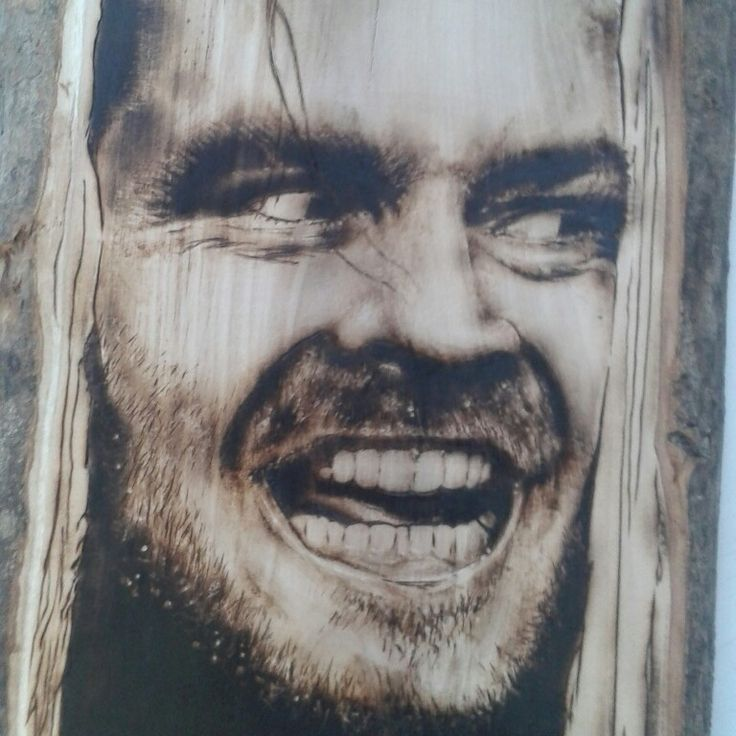 "Jack Nicholson ""shining"""