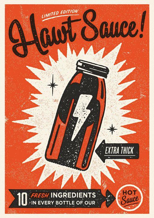 Telegramme: Hawt Sauce