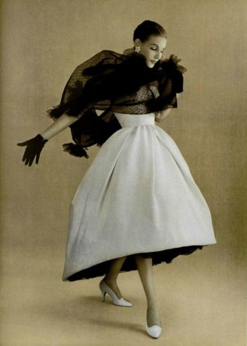 Christian Dior, Fall 1957