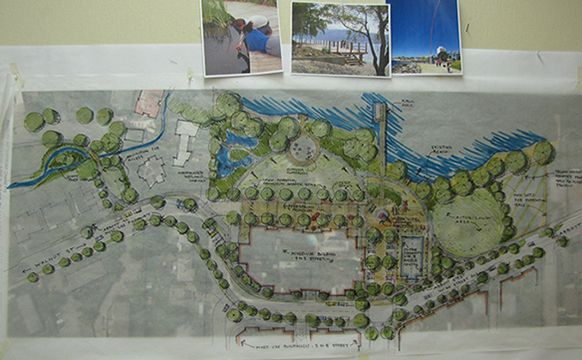Pandosy Waterfront Ideas are Coming Together