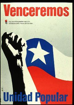 Cartel de la Unidad Popular, Chile