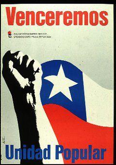 Cartel de la Unidad Popular, Chile