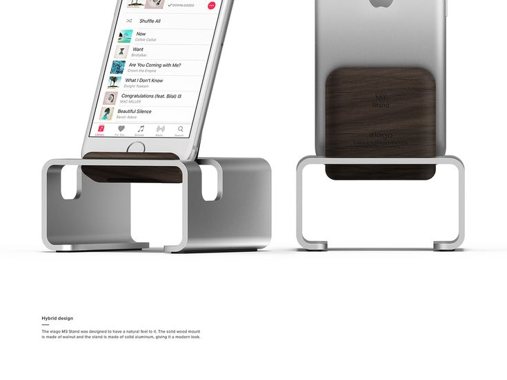 M3 STAND on Behance