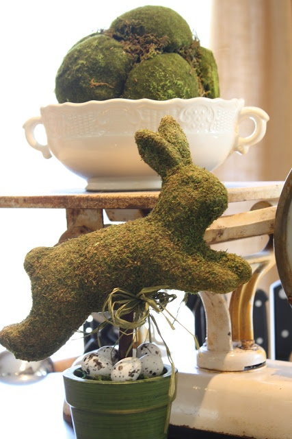 Coastal Charm: Easter In The Kitchen