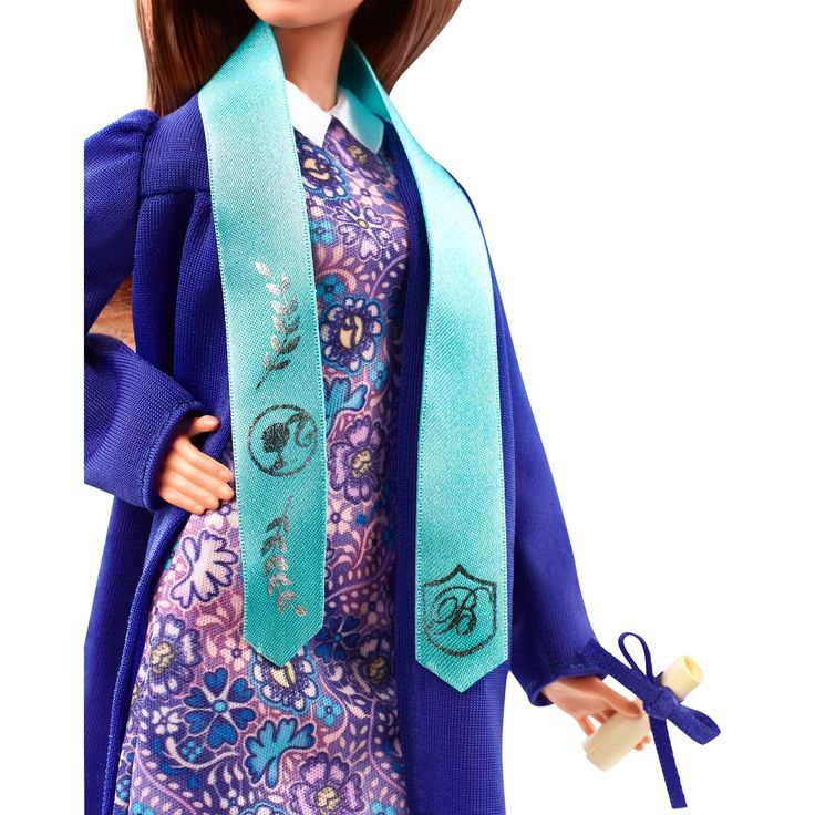 Check out the Barbie Graduation Day Doll (FTG78) at the official Barbie website. Explore the world of Barbie Signature today!