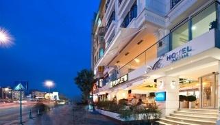 CVK Hotels Taksim- #Istanbul