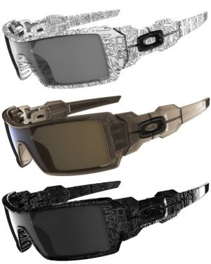 This model or the gascans, either way Oakleys are cool