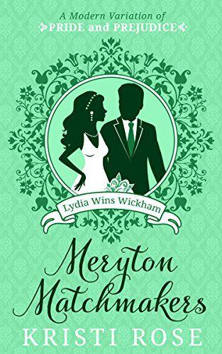 Meryton Matchmakers Book 3: A Modern Pride and Prejudice by Kristi Rose  https://www.amazon.com/dp/B06Y52DJHV/ref=cm_sw_r_pi_dp_U_x_-3TuAb7J34K7H