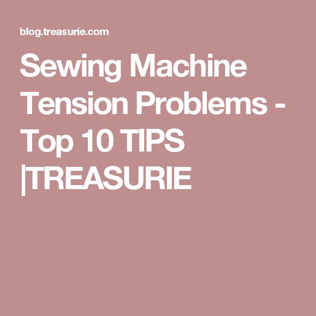 best 25  sewing machine tension ideas that you will like on pinterest