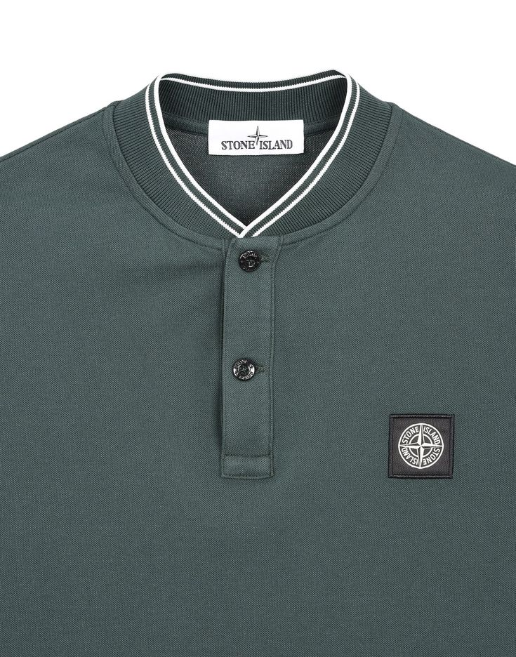 21518 Polo Shirt Stone Island Men - Official Online Store