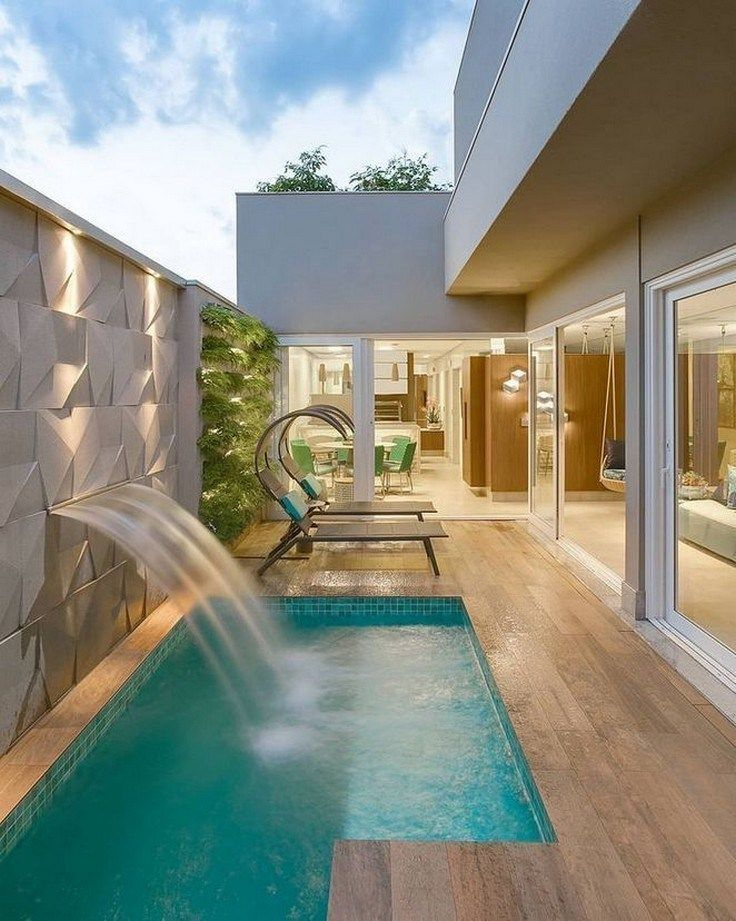 ✔72 trending pool designs for your backyard you must click to get inspire 45