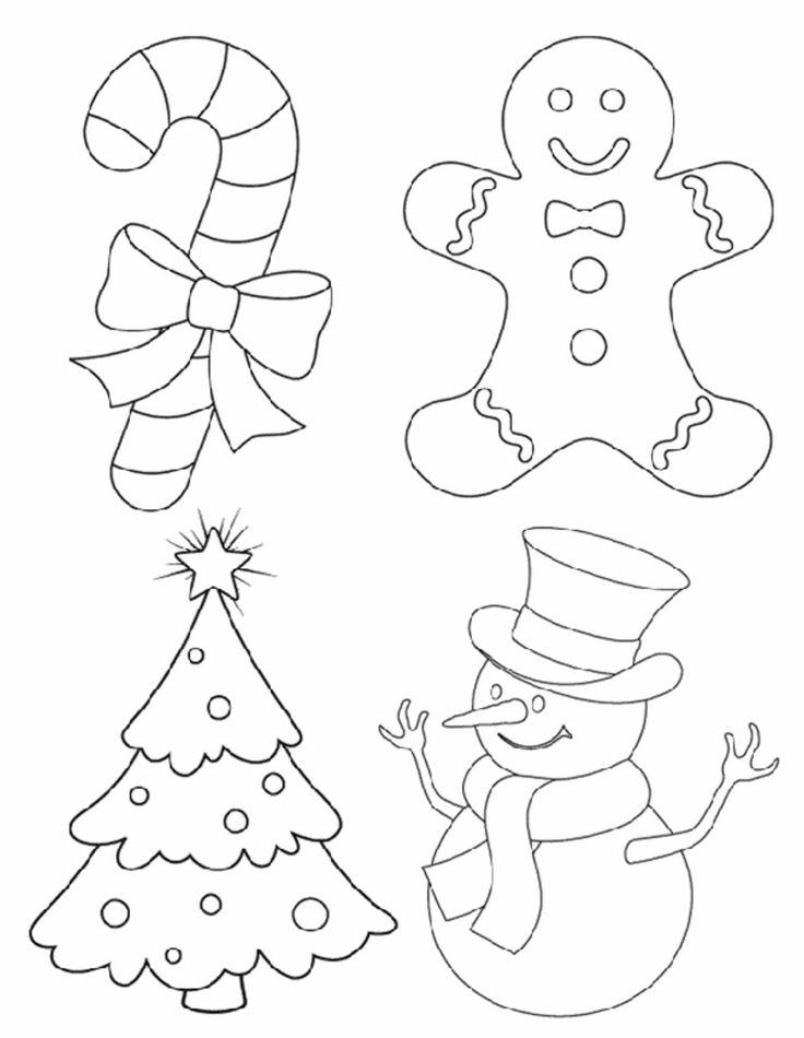 Candy Cane Coloring Page 53 Christmas Coloring Activity